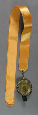 Whistle, used at 1988 Olympic Games Opening Ceremony