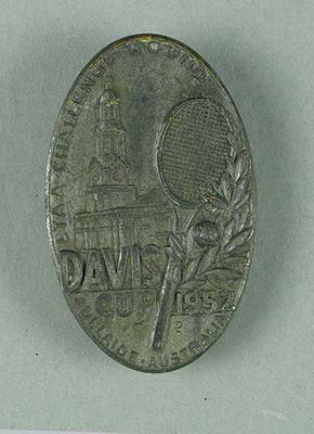 Badge, 1952 Davis Cup