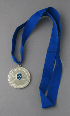 Medal, Victorian Rowing Association State Championship 1999