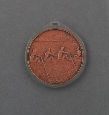 Medal, Victorian Rowing Association Champion Double Sculls 1988