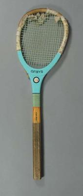 Tennis racquet, Grays Light Blue