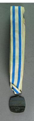Medal, FISA Championships 1977 Amsterdam