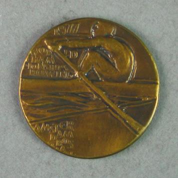 Medal, World Championships 1977 Amsterdam