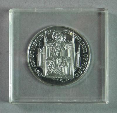 Medal, Duisberg Championships 1983