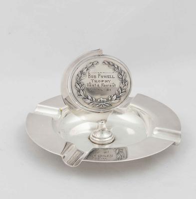 Bob Powell Trophy 1951, awarded to Doug Bigelow
