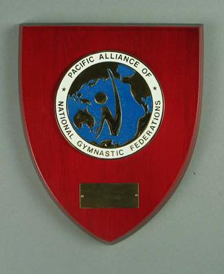 Shield - Pacific Alliance of National Gymnastic Federations