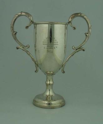 Trophy, VASA Most Improved Middle Distances 1929-30