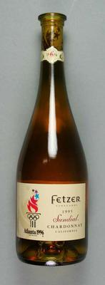Chardonnay, 1996 Atlanta Olympic Games label