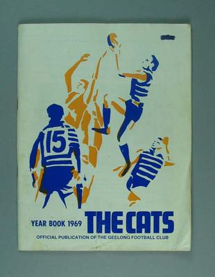 Geelong Football Club Yearbook, 1969