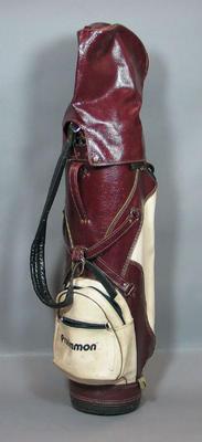 Golf bag, Prosimmon Golf c1960s-80s