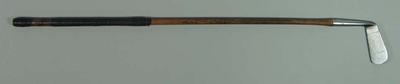 Spalding putter, c1900-30