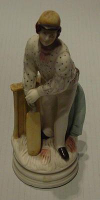 Bisque figurine of Julius Caesar