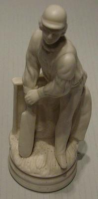 Figurine, George Parr