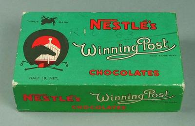 Chocolate box, Nestle's Winning Post