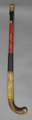 Tiger hockey stick, used by Rodgerson family