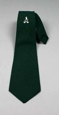 Tie -  worn by Neale Fraser, maker Austico