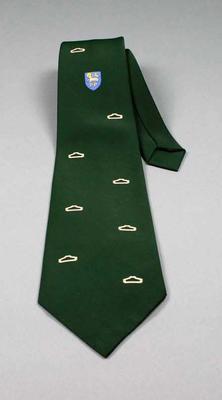 Tie -  worn by Neale Fraser, maker Maddocks and Dick Pty. Ltd.