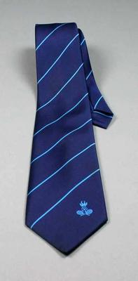 Tie -  worn by Neale Fraser, maker Vinuchi