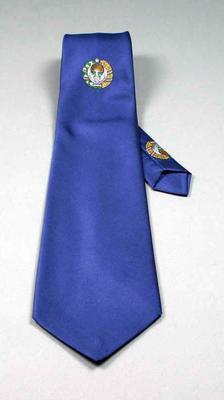 Tie -  worn by Neale Fraser, maker Exquisit