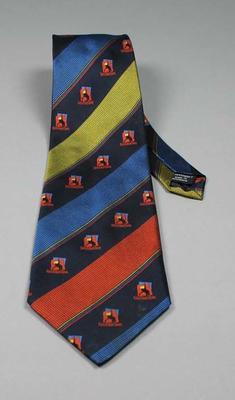 Tie -  worn by Neale Fraser. Australian Open Tennis Tournament tie