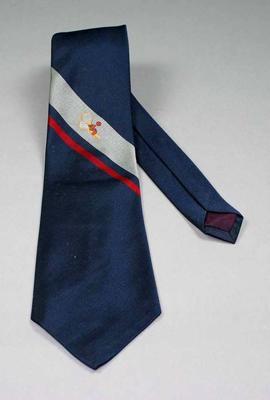 Tie -  worn by Neale Fraser, tennis related