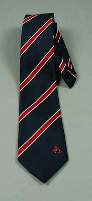 Tie -  worn by Neale Fraser, maker Austico
