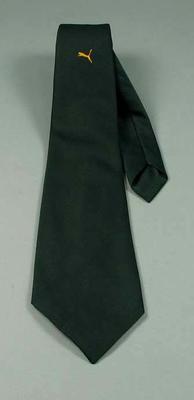 Tie -  worn by Neale Fraser with Puma logo