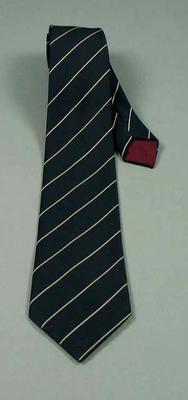 Tie -  worn by Neale Fraser, maker Faberge