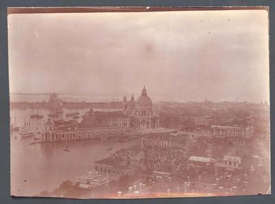 View of Venice - Frank Laver Photograph Album collection