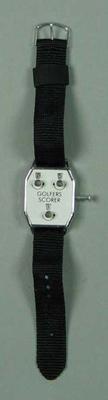 Golfers scorer wristband, c1990s
