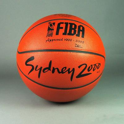 Basketball, used at Sydney 2000 Olympic Games