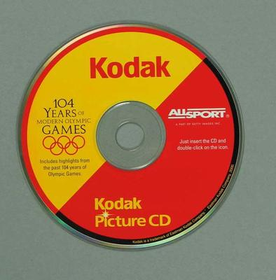 Kodak CD-Rom, Sydney 2000 Olympic Games Opening Ceremony audience kit