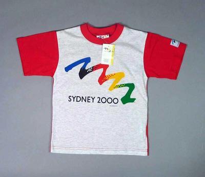 Child's t-shirt, Sydney 2000 Olympic Games bid
