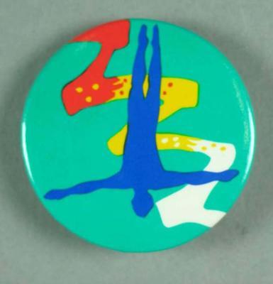Badge, Sydney 2000 Olympic Games bid
