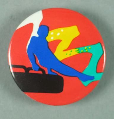 Badge, Sydney 2000 Olympic Games bid