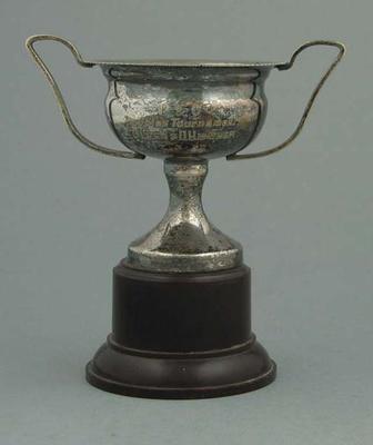 Trophy, T & C Doubles Tournament 1936