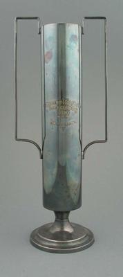 Trophy, Heidelberg Golf Club Presidents Day 1938