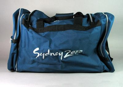 Sports bag, Sydney 2000 Olympic Games Torch Relay