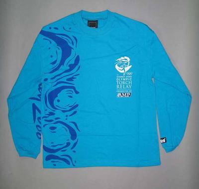 T-shirt, Sydney 2000 Olympic Games Torch Relay uniform