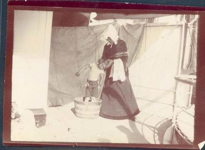 Photograph from Frank Laver's photograph album, Australian cricket tour to England - 1899; Photography; M10709.38