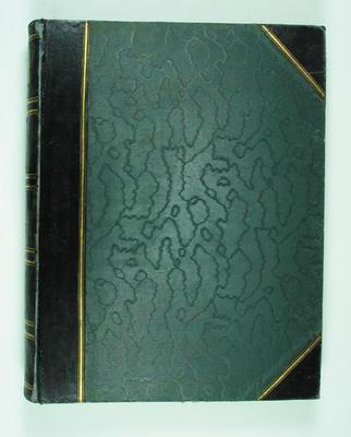 Frank Laver's photograph album, circa 1899-1913