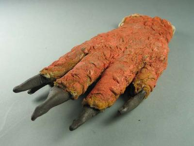 Glove, costume worn during Sydney 2000 Olympic Games Closing Ceremony