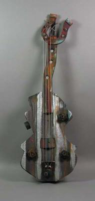Violin and bow, used during Sydney 2000 Olympic Games Opening Ceremony