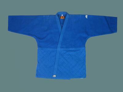 Judo tunic, 2000 Paralympic Games logo