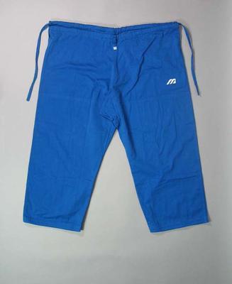 Judo pants, 2000 Paralympic Games