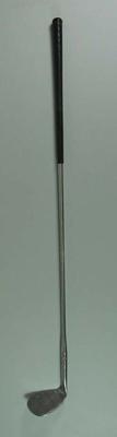 Golf club, Don Walker 8 iron c1930s; Sporting equipment; 2002.3869.18