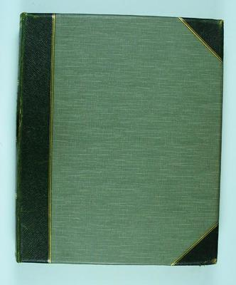 Frank Laver's photograph album, images of friends and family c1905