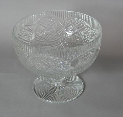 Decorative bowl, commemorates Hong Kong Cricket Club 150th Anniversary