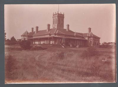 William Laver family home - Frank Laver Photographic Album collection