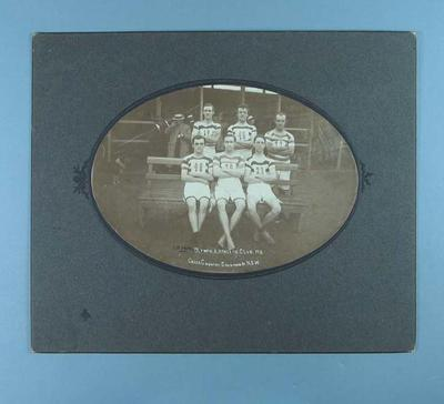 Photograph of 1915 Olympic 'A' Athletic Club, Cross Country Champions of NSW